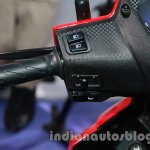 Suzuki Let's switches at Auto Expo 2014