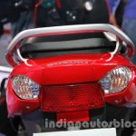 Suzuki Let's taillight at Auto Expo 2014