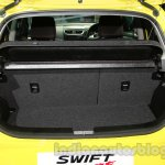 Suzuki Swift Sport boot at Auto Expo 2014