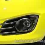 Suzuki Swift Sport foglamp at Auto Expo 2014