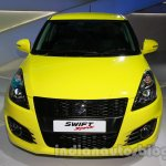 Suzuki Swift Sport front at Auto Expo 2014