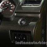 Suzuki Swift Sport push button start at Auto Expo 2014