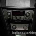 Suzuki Swift Sport temprature controls at Auto Expo 2014