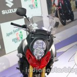 Suzuki V-Strom 1000 ABS cowl at 2014 Auto Expo