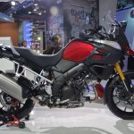 Suzuki V-Strom 1000 ABS from Auto Expo 2014