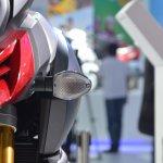 Suzuki V-Strom 1000 ABS indicator from Auto Expo 2014