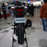 Suzuki V-Strom 1000 ABS rear from Auto Expo 2014