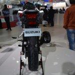 Suzuki V-Strom 1000 ABS rear from Auto Expo 2014