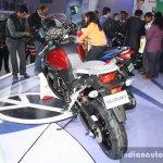 Suzuki V Strom 1000 ABS rear live