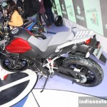 Suzuki V Strom 1000 ABS rear three quarter live