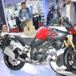 Suzuki V Strom 1000 ABS right side live