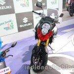 Suzuki V-Strom 1000 ABS unveiling at 2014 Auto Expo