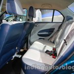 Swift dZire Opula rear seats' live