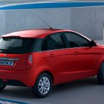TATA Bolt Press shot rear