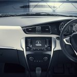 TATA Zest press shot interior