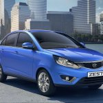 TATA Zest press shot