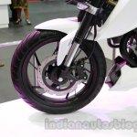 TVS Draken - X21 disc brake live