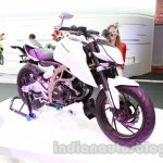TVS Draken - X21 front three quarter live