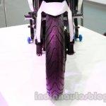 TVS Draken - X21 front wheel detail live