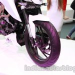 TVS Draken - X21 front wheel live