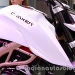 TVS Draken - X21 fuel tank live