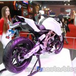 TVS Draken - X21 rear three quarter live