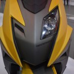 TVS Graphite Concept headlamp