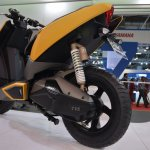 TVS Graphite Concept rear three quarters
