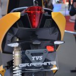 TVS Graphite Concept taillamp