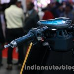 TVS Graphite concept switches left live