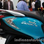 TVS Scooty Zest 110 cc badge