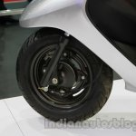 TVS Scooty Zest 110 cc front wheel disc brake