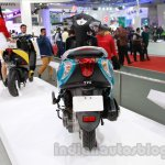 TVS Scooty Zest 110 cc rear