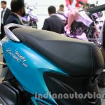 TVS Scooty Zest 110 cc seat right
