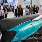 TVS Scooty Zest 110 cc seat