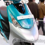 TVS Scooty Zest front body panel live