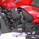TVS Star City+ 110 cc Ecothrust engine live