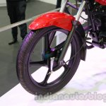 TVS Star City+ front tyre live