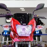 TVS Star City+ headlamp at Auto Expo 2014
