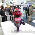 TVS Star City+ rear at Auto Expo 2014