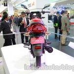 TVS Star City+ rear at Auto Expo 2014