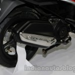 TVS Wego update exhaust detail live