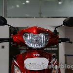 TVS Wego update headlamp live