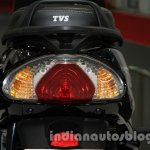 TVS Wego update taillight detail live