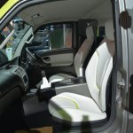 Tata ADD Venture Concept front seats from Auto Expo 2014