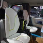 Tata ADD Venture Concept rear captain seats from Auto Expo 2014