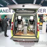 Tata ADD Venture Concept rear door open