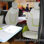 Tata ADD Venture Concept rear seat