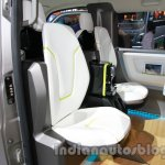 Tata ADD Venture Concept rear seats