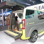 Tata ADD Venture Concept rear three quarters